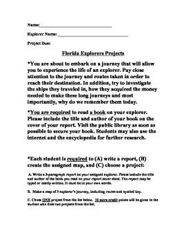 Explorer Report