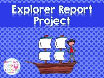 Explorer Report Project