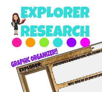 Explorer Research Project - Google Slides