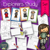 Explorer Research Study Activity Set 1 (females)