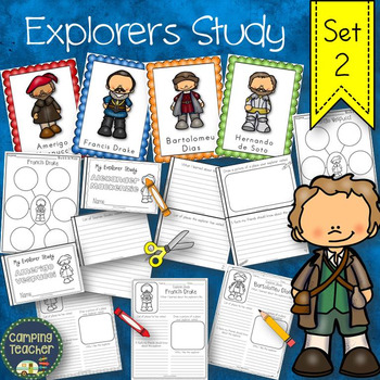 Explorer Research Study Activity Set 2 (males)