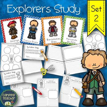 Explorer Research Study Activity Set 2 (males)