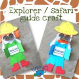 Explorer / Safari Guide Craft
