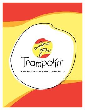 Explorer Spanish Learning Program - Instruction Manual