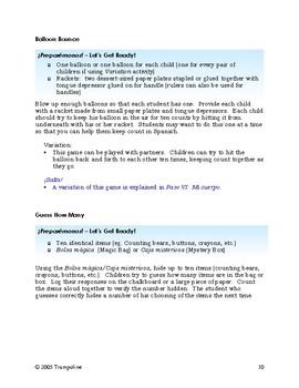 Explorer Spanish Learning Program - Paso II: Numeros