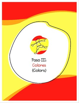 Explorer Spanish Learning Program - Paso III: Colores