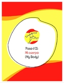 Explorer Spanish Learning Program - Paso VII: Mi Cuerpo
