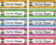 Explorer Themed Nameplate/Deskplate/Nametags - Editable