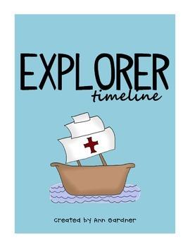 Explorer Timeline and Labels