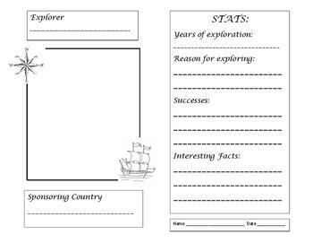 Explorer Trading Card