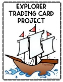 Explorer Trading Card Project