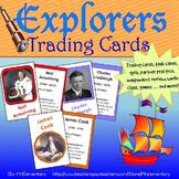 Explorers Trading Card Activities
