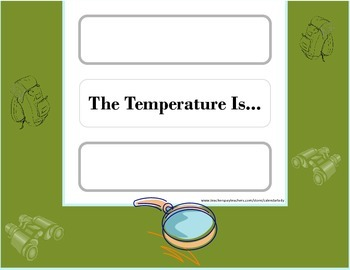 Explorer Weather Chart! Explorer Bulletin Board! Explorer Theme! Explorer Decor!