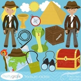 Explorer clipart commercial use, vector graphics, digital clip art - CL532