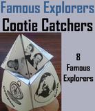 Famous World Explorers Unit: Daniel Boone, Marco Polo, Lewis and Clark, etc.