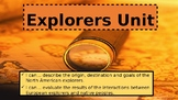 European Explorers 5th Grade