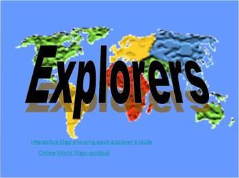 Explorers 4th Grade CRCT Practice