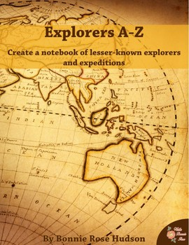 Explorers A-Z Notebooking