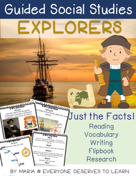 Explorers Age of Exploration 5W's and How