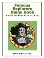 Explorers Bingo Book