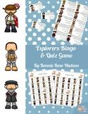 Explorers Bingo and Quiz Game