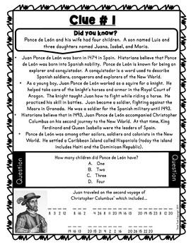 Explorers ESCAPE ROOM BUNDLE: Pizarro, Drake, Hudson, Cortes, Magellan, Cook