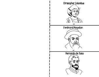 Explorers Foldables