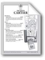 Explorers: Jacques Cartier (Pocket 5)
