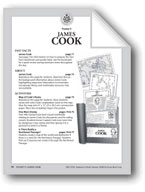 Explorers: James Cook (Pocket 9)