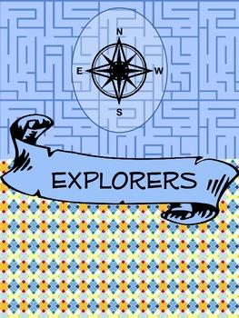 Explorers Lapbook