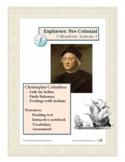 Columbus - Explorers - Lesson 1