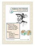 Ponce De Leon - Explorers - Lesson 4
