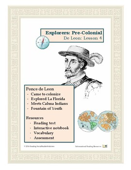 Explorers Lesson 4 - De Leon