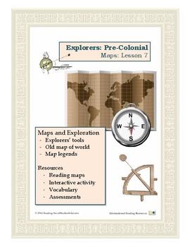 Explorers Lesson 7 - Maps