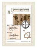Maps - Explorers - Lesson 7