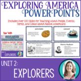 Explorers Lesson PowerPoints