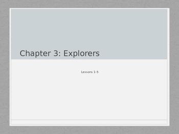 Explorers PPT