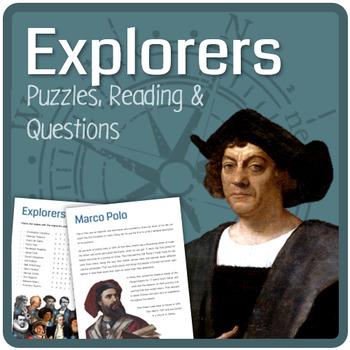 Explorers (Puzzles & Fun Stuff)