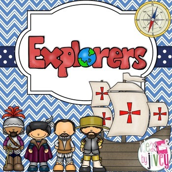 Explorers Reading and Writing Integration Unit