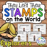 Explorers Research Project Templates for Grades 3-5