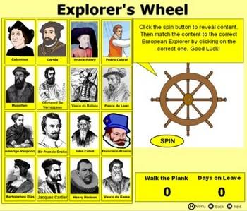 Explorers - Routes, Food, And Tools - Bonus Pack - Bill Burton