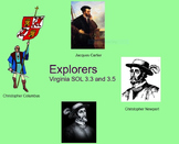 Explorers SMARTBOARD