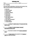 Explorers Study Guide and Test