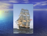 Explorers Tall Ships Powerpoint