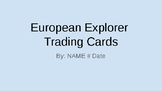 Explorers Trading Cards