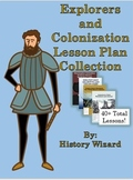 Explorers and Colonization Lesson Plan Collection (History Wizard)