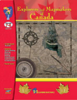Explorers and Mapmakers of Canada