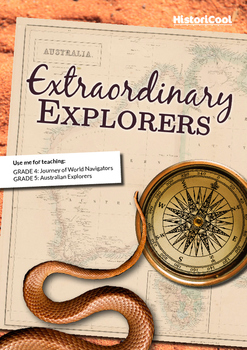 Explorers of Australia Mega Bundle