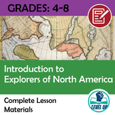 Explorers of North America Intro Lesson