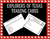 Explorers of Texas Trading Cards || Texas History - Age of Contact